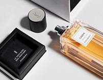 Yves Saint Laurent – Logo, Le Vestiaire des Parfums