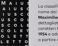 Font Families || TYPOGRAPHY