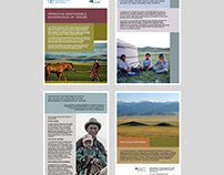 VGGT learning programme brochures