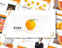 Evex - Google Slides Template