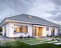 Projekt domu Wymarzony 11