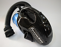 MODEL MAKING | Vacuum Cleaner
