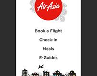 AirAsia App Redesign, Drives 200% Revenue Contribution.