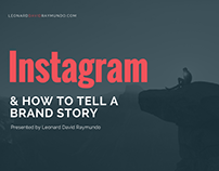How to Tell a Brand Story on Instagram