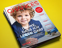 CHANCES – Das DKMS-Magazin