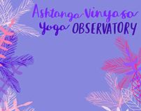 Yoga Studio - Poster for Print and Social Media