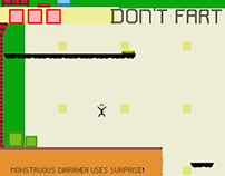 Don't Fart (Construct 2 Game)