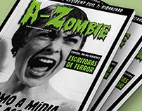Diagramação | Revista A-Zombie