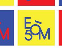 EÕM50 Visual Identity