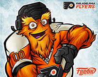 Philadelphia Flyers - Gritty