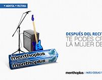 Menthoplus / Art direction