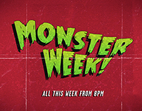 Monster Week - Animal Planet