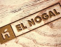 Logo Design & Branding | El Nogal