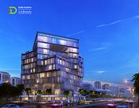 Office Building( 4B+G+10F)