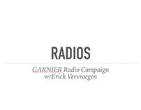 GARNIER Radio Campaign- Erick Vervroegen