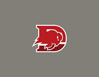DSU Trailblazers Logo Concept