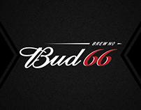 Bud66 Visual Identity System