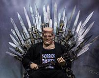 creación del trono de hierro