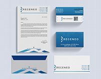 Business Card & Stationary Design For Clint.