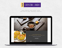 Crystal Jade Website Design