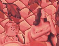 L'illustre Galerie LE MONDE 1th anniversary