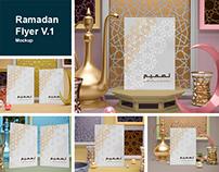 Ramadan Flyer V.1 Mockup