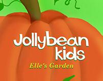 Jollybean Kids Elle's Garden | Storybook