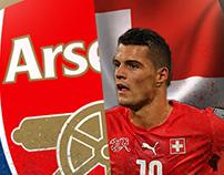 Euro 2016 - Granit Xhaka