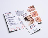 Dental Trifold Brochure