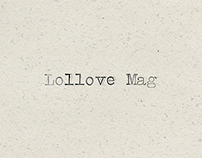 Lollove Mag Facebook Cover