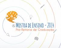 Mostra de Ensino - 2014