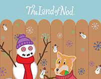 The Land of Nod - Catalog Illustration