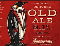 Cerveza Emperador Old Ale