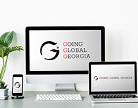 Going Global Georgia logokujundus