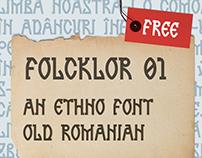 Etno Font