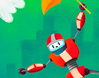 New World - Robot