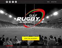 Gulf Rugby Academy Web