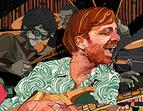 Dan Auerbach & The Arcs for Rolling Stone magazine