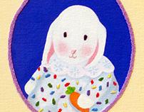 Portrait of Bunny