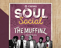 Chivas Regal | Soul Social