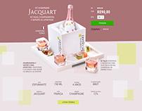 Kit Champagne Jacquart