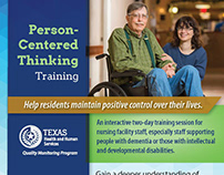 QMP Person-Centered Thinking Training