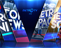 MetroTV News 2016