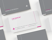 Experiment Magazine+branding