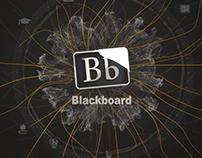 Blackboard Logo Animation