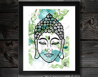 Oriental Illustration Project.