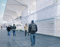 Train station | Tangier - Morocco