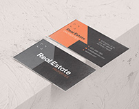 Free Real Estate Card Template