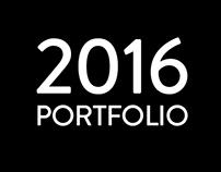 2016 Portfolio