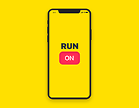 Run On Mobile App